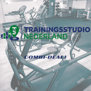 Trainingsstudio Nederland Combi-deal